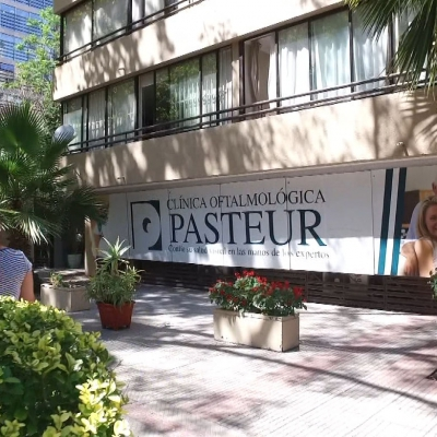Fachada Pasteur Providencia