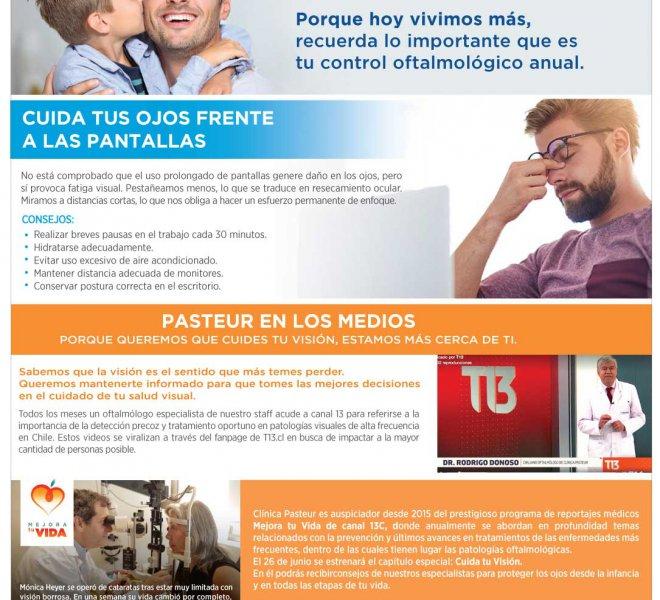 Visión Pasteur Junio | Mes del Padre