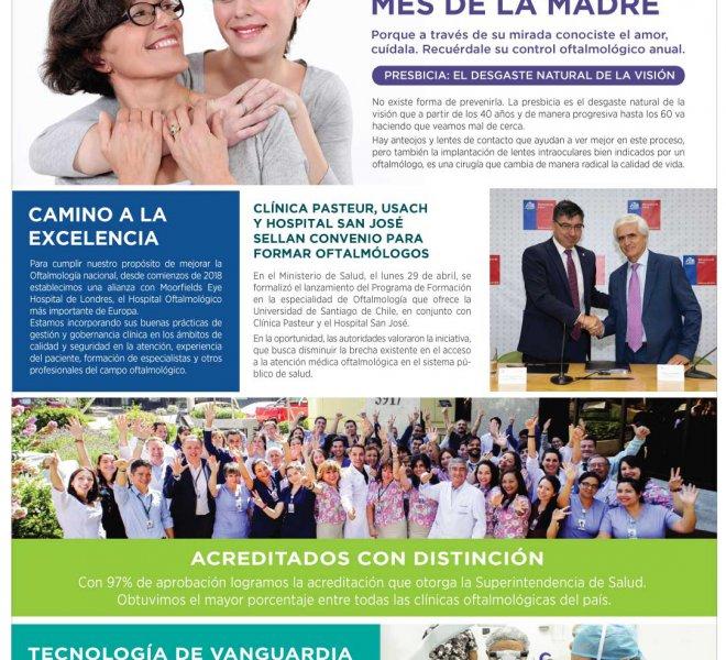 Visión Pasteur Mayo | Mes de la Madre