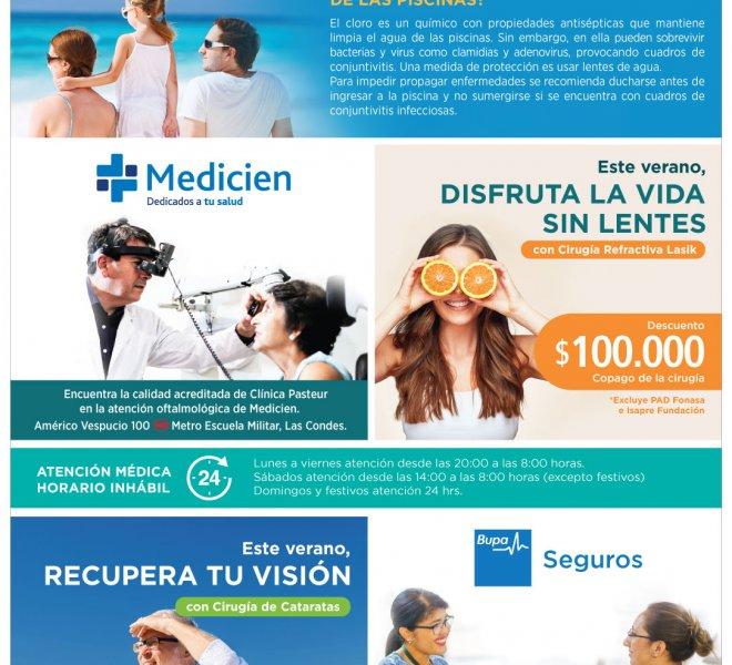 Visión Pasteur 2020 Enero | Cirugías de Cataratas y Lásik