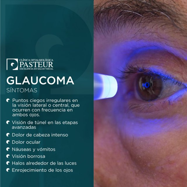 Glaucoma | Pasteur