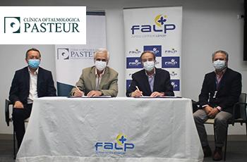 CLÍNICA OFTALMOLÓGICA PASTEUR Y FALP